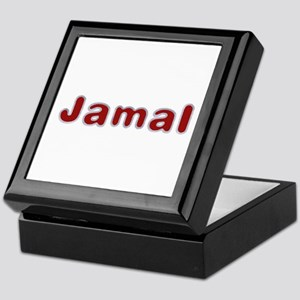 Jamal Santa Fur Keepsake Box