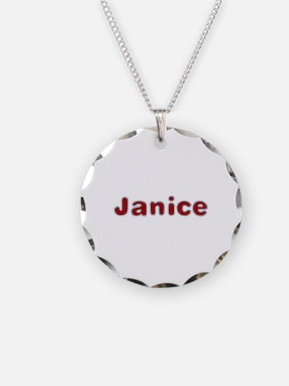 Janice Santa Fur Necklace