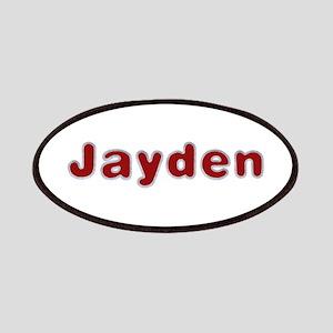 Jayden Santa Fur Patch