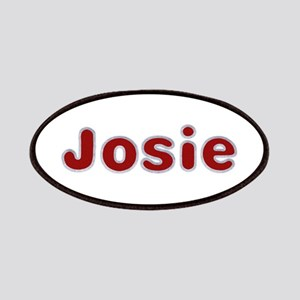 Josie Santa Fur Patch
