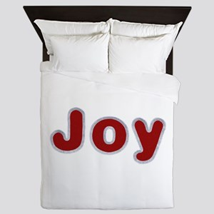 Joy Santa Fur Queen Duvet
