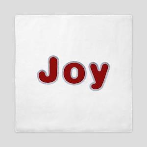 Joy Santa Fur Queen Duvet