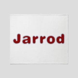 Jarrod Santa Fur Throw Blanket