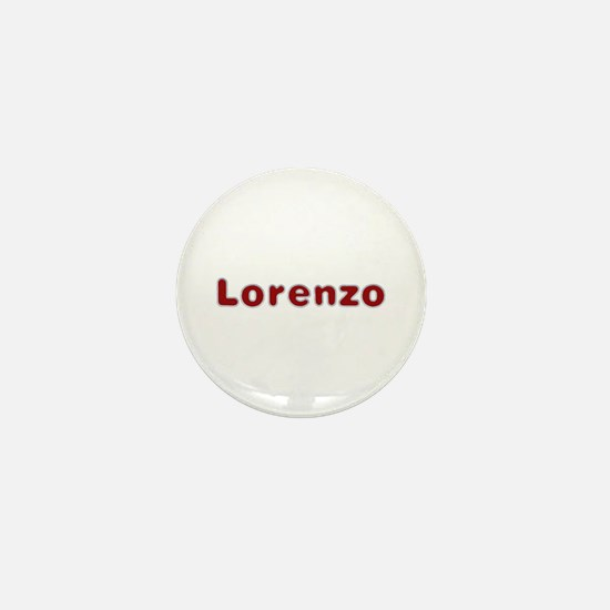 Lorenzo Santa Fur Mini Button