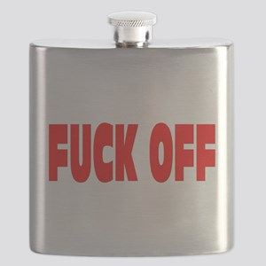 FUCK OFF Flask