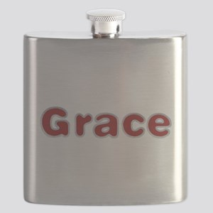 Grace Santa Fur Flask