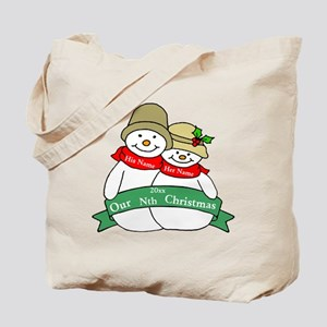 Our Nth Christmas Tote Bag