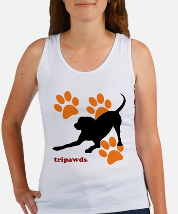 Tripawds Hound Dog Tank Top
