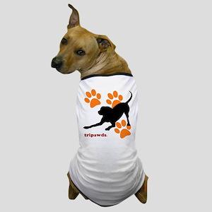 Tripawds Hound Dog Dog T-Shirt