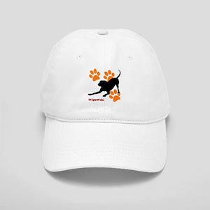 Tripawds Hound Dog Baseball Cap