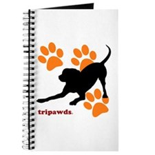 Tripawds Hound Dog Journal
