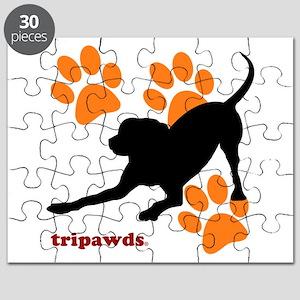 Tripawds Hound Dog Puzzle