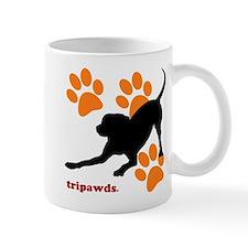 Tripawds Hound Dog Mugs