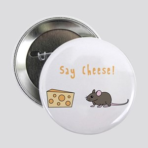 """Say Cheese 2.25"""" Button"""