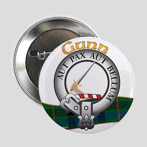 """Gunn Clan 2.25"""" Button"""