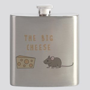The Big Cheese Flask