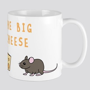 The Big Cheese Mugs