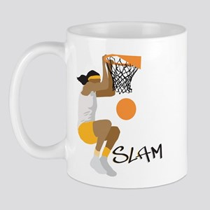 Slam Dunk Girl's Mug
