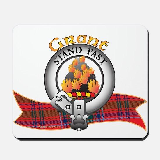 Grant Clan Mousepad