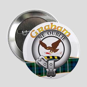 """Graham Clan 2.25"""" Button"""