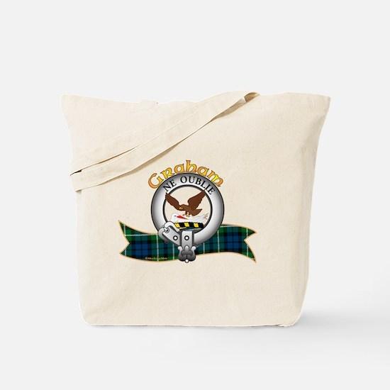 Graham Clan Tote Bag