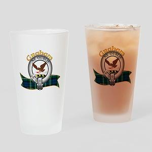 Graham Clan Drinking Glass