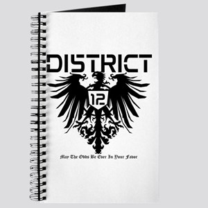 Hunger Games District 12 Journal