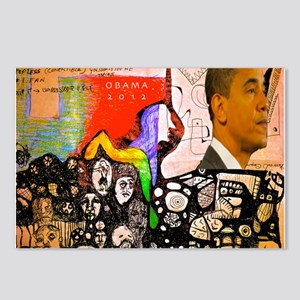 Obama Pride Postcards (Package of 8)