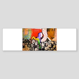 Obama Pride Sticker (Bumper)