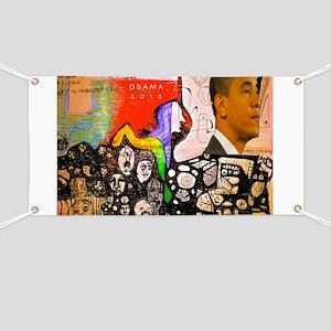 Obama Pride Banner