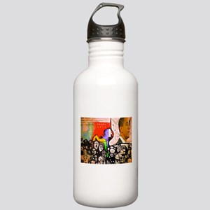 Obama Pride Stainless Water Bottle 1.0L