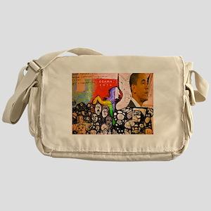 Obama Pride Messenger Bag
