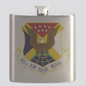 65th ABW Flask