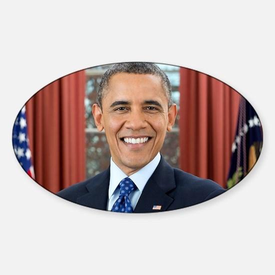 Barack Obama President of the United States Sticke