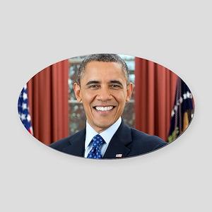 Barack Obama President of the United States Oval C