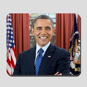 Barack Obama President of the United States Mousep