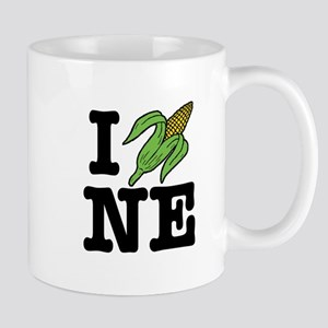I Love Nebraska (corn) Mug