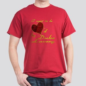 Loved By Duke Lavery Dark T-Shirt
