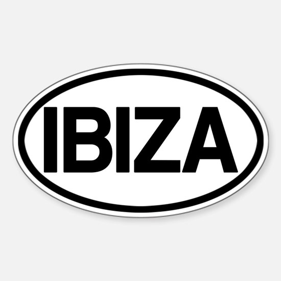 Ibiza Decal