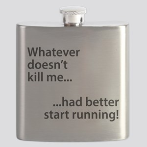 Whatever doesn't kill me... Flask
