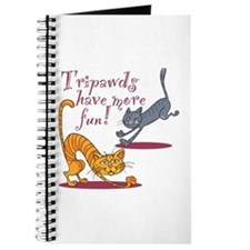 Tripawd Cats Have Fun Journal