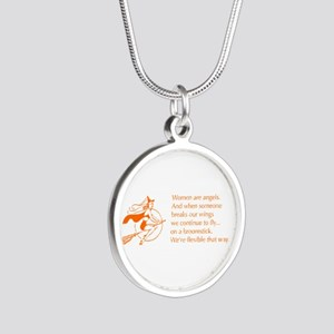 women-broomstick-z Necklaces