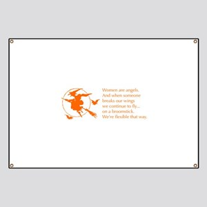 women-broomstick-orange Banner