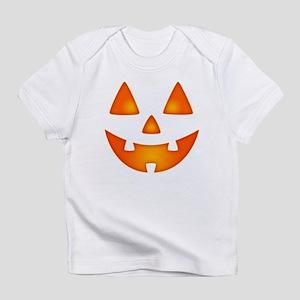 Happy Pumpkin Face Infant T-Shirt