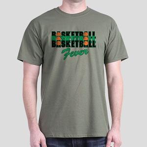 Basketball Fever  Dark T-Shirt