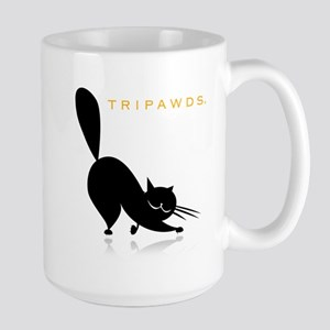 Stylish Three Legged Cat Mugs