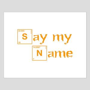 say-my-name-break-orange 2 Posters