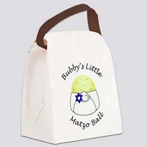 MatzoBall Bubby Canvas Lunch Bag