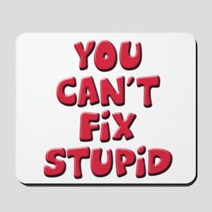 Fix Stupid Mousepad