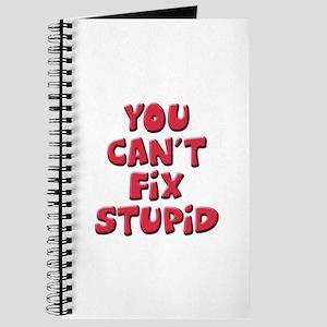Fix Stupid Journal